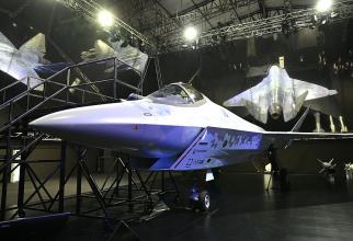 "LTS ""Checkmate"", noul avion de generația a V-a al Rusiei."