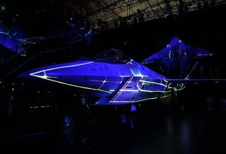 """LTS """"Checkmate"""", noul avion de generația a V-a, răspunsul rus pentru F-35. Sursă foto: Kremlin"""