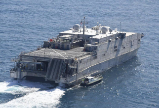 USNS Yuma, sursă foto: US Navy