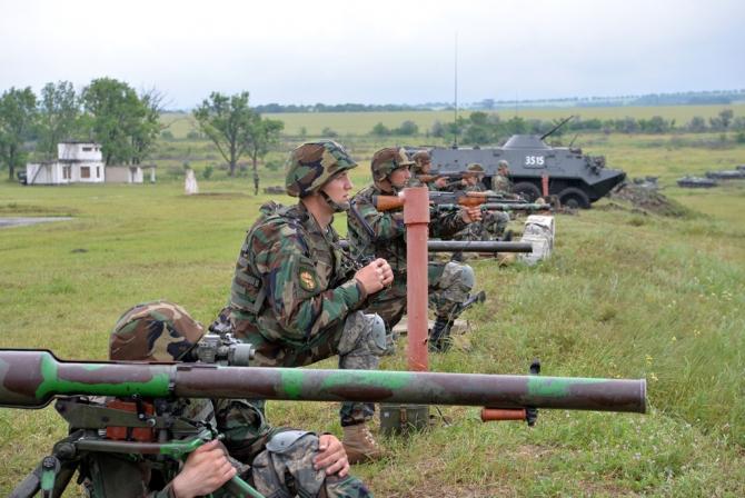 Armata Națională a Republicii Moldova. Sursă foto: Ministerul Apărării din Republica Moldova