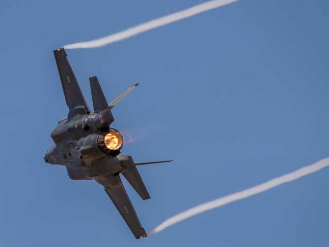 F-35, Sursă foto: Lockheed Martin