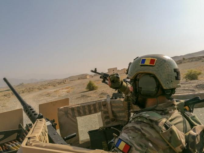 Sursă foto: Forțele pentru Operații Speciale Române