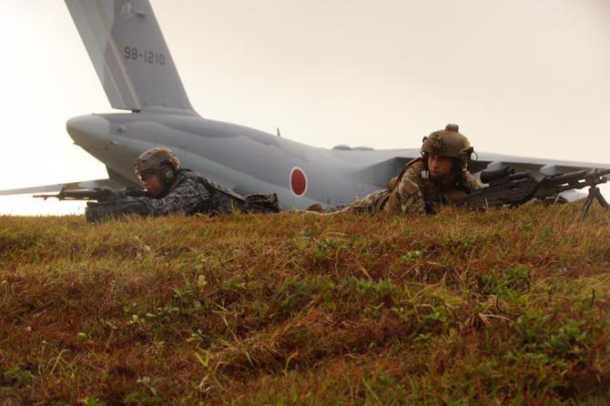 Sursă foto: Ministerul Apărării din Japonia