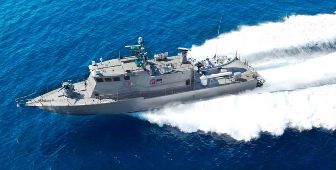 SHALDAG MK V Sursa foto: Israel Shipyards