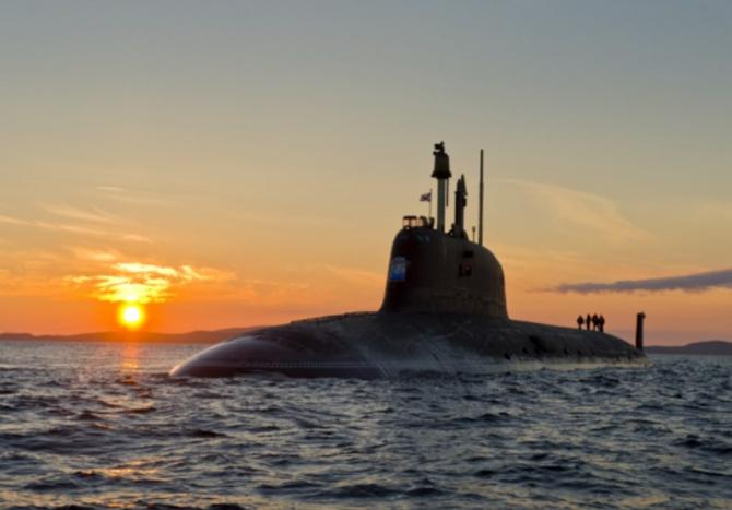 Submarin nuclear din clasa Yasen-M. Sursă foto: Ministerul Apărării din Rusia