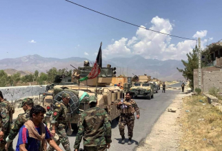 Armata afgană, sursă foto: Ministerul Apărării din Afganistan