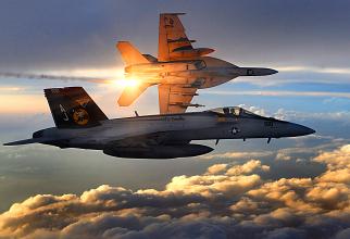 F/A-18 Super Hornet, sursă foto: US Air Force