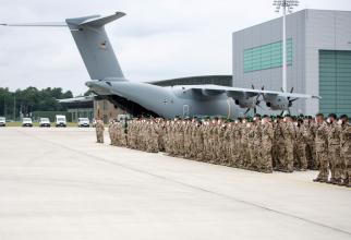 Armata Germaniei, sursă foto: Bundeswehr / Torsten Kraatz