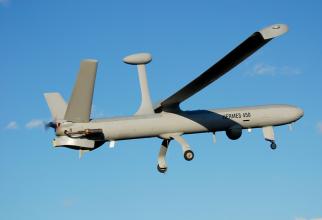 Hermes 450, sursă foto: Elbit Systems