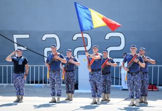 Sursa foto: Forțele Navale Române