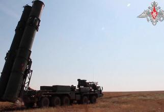 Sistem antiaerian S-500 Prometheus, sursă foto: Captură YouTube - Ministerul Apărării de la Moscova