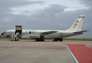 WC-135, sursă foto: US Air Force