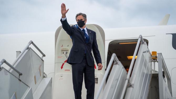 Anthony Blinken, Secretarul de Stat al Statelor Unite ale Americii. Sursă foto: United States government official - Anthony Blinken @Twitter