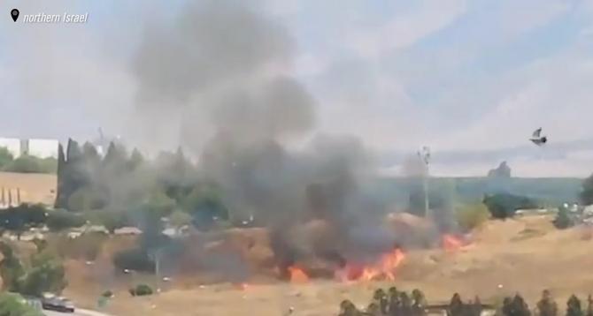 Sursă foto: Captură video IDF