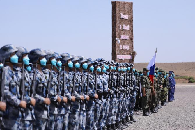 Sursă foto: Ministerul Apărării de la Beijing
