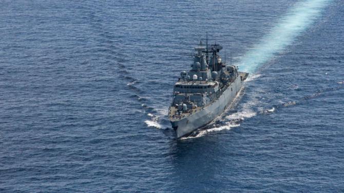 Fregata germană Bayern, sursă foto: Bundeswehr