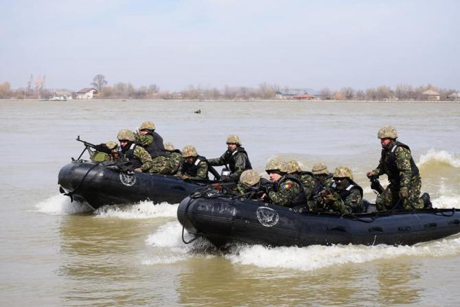 Sursă foto: Regimentul 307 Infanterie Marină