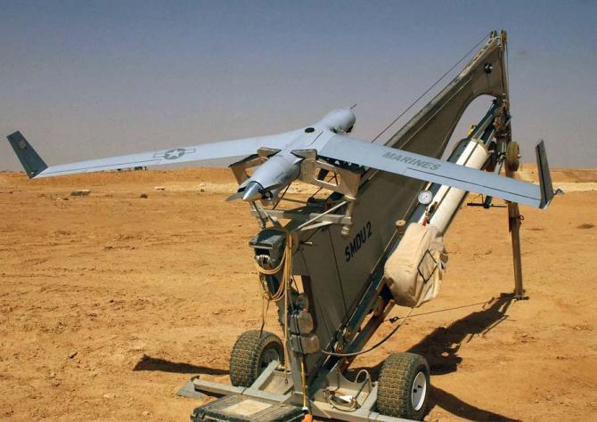 UAV ScanEagle, sursă foto: AeroContact.com