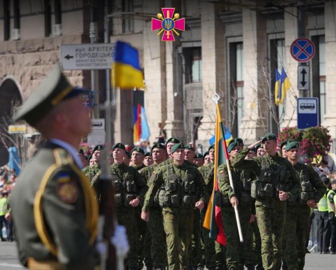 Sursă foto: Ministerul Apărării din Ucraina