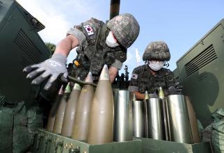 Sursă foto: Ministerul Apărării din Coreea de Sud