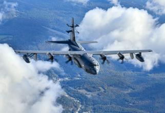 EC-130SJ Commando Solo, sursă foto: US Air Force