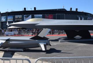 FCAS (Future Combat Aer System – Sistemul Aerian de Luptă al Viitorului).