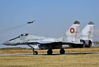 MiG-29 Bulgaria, sursă foto: www.BNR.bg