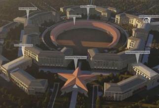 """""""Pentagonul turcesc"""". Sursă foto: @Selim Koru Twitter"""