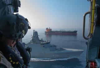 Sursă foto: Forțele Navale Daneze via MartimaAfricana