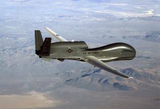 Dronă RQ-4 Global Hawk, sursă foto: US Air Force