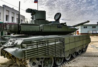 T-90M, sursă foto: Ministerul Apărării al Federației Ruse
