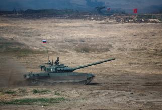 Sursă foto: Ministerul Apărării de la Moscova