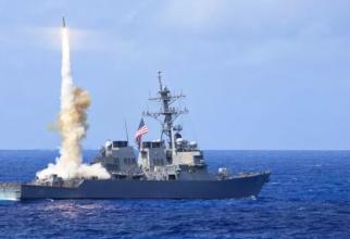 USS Arleigh Burke, sursă foto: US Navy