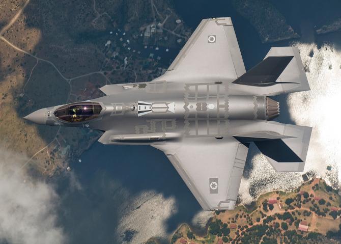 2. F-35, surs... (f-35-israel_25483400.jpg)