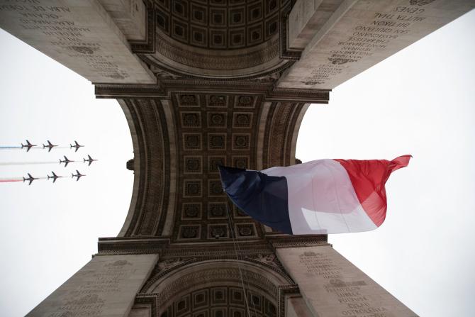 Sursă foto: Ministerul Apărării de la Paris - Ministère des Armées