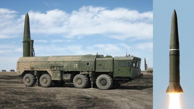 Sistem rusesc Iskander, sursă foto: YouTube via. ArmyRecognition.com