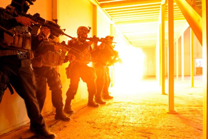 Sursă foto: 1st Special Forces Command - Airborne