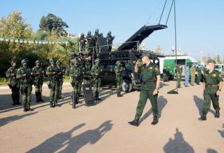 Armata algeriană, sursă foto: Ministerul Apărării din Algeria