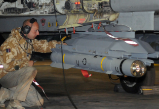 Rachetă Brimstone, sursă foto: MBDA