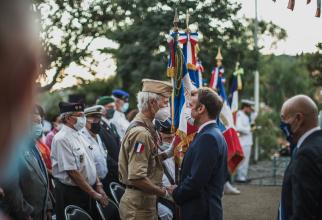 Președintele francez Emmanuel Macron, sursă foto: Élysée – Présidence de la République française - Administrația Prezidențială franceză