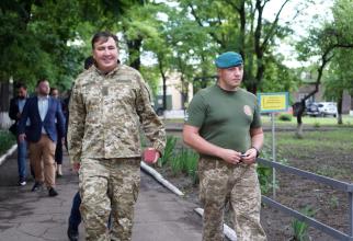 Mihail Saakaşvili, sursă foto: Mikheil Saakashvili @Official Facebook