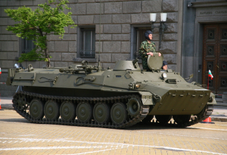 Transportor blindat MT-LB al Armatei Bulgariei, sursă foto: Topwar.ru