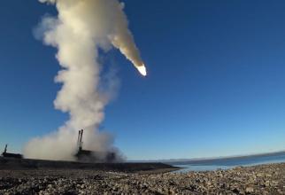 Sistem rusesc de rachete antinavă Bal. Sursă foto: Ministerul Apărării din Rusia via. The Barents Observer