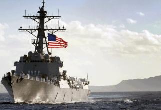 USS Chafee, sursă foto: U.S. Navy