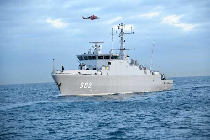 Foto: Forțele Navale Algeriene