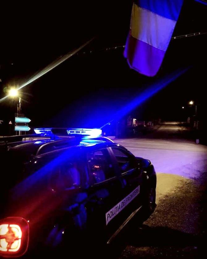 Sursă foto: Poliția de Frontieră