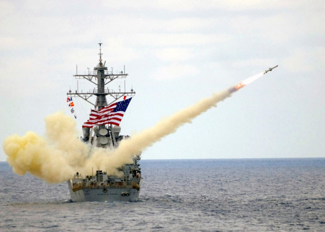 USS Donald Cook, sursă foto: U.S. Navy